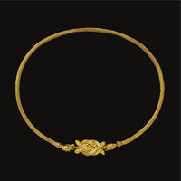 A Greek Gold Thigh-Band, circa late 4th Century B.C. | lot | Sotheby's