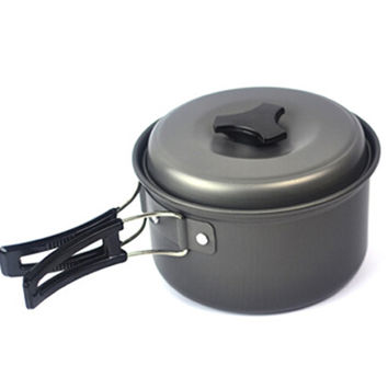 7pc Aluminium Outdoor / Camp Cooking Set