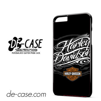 Harley Davidson Skull DEAL-5055 Apple Phonecase Cover For Iphone 6/ 6S Plus