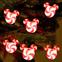 Mickey Mouse Holiday Lights | Disney Store