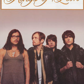 Kings of Leon 2008 Tour Poster 24x34