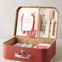 Children's Baking Kit by Anthropologie in Wine Size: One Size Gifts