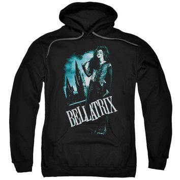 Harry Potter - Bellatrix Full Body Adult Pull Over Hoodie Officially Licensed Apparel