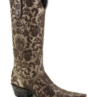 Old Gringo Nadia L1642-1 Furia Laser Cut Western Boots