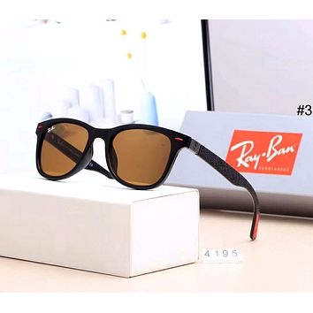 Ray-Ban Tide brand men and women personality driving retro polarized sunglasses #3