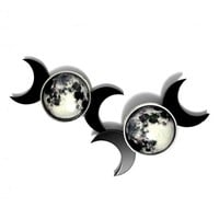 CURIOLOGY TRIPLE GODDESS HAIR CLIPS