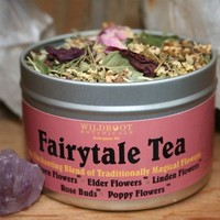 Fairytale Tea by wildroot on Etsy