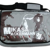 Attack on Titan - Mikasa Ackerman Messenger Bag