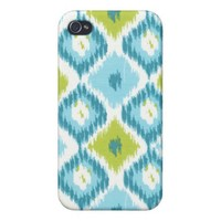Ikat Case For iPhone 4 from Zazzle.com