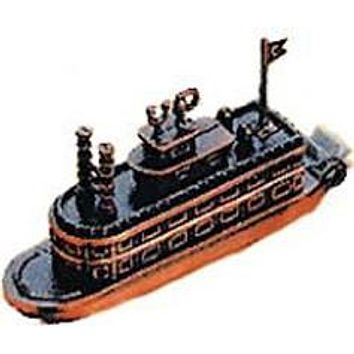 Antique Pencil Sharpener: Mississippi Steam Boat