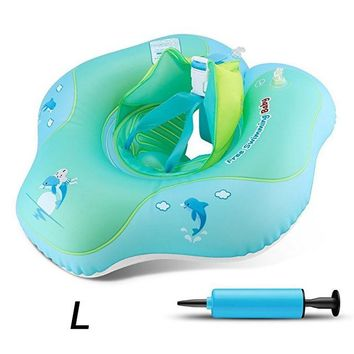 Swimming Pool beach 2018 Baby Circle for Swimming inflatable Ring floating Children Waist Floats  Toy for Bathtub&Pools Swim TrainerSwimming Pool beach KO_14_1