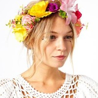 ASOS Summer Flower Hair Garland