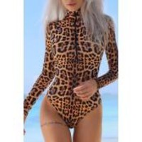 Cheeta bodysuit