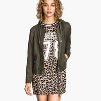Short Parka - from H&M