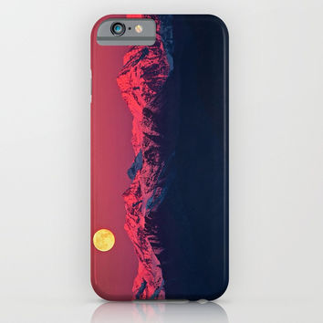 In The End #society6 #home #tech iPhone & iPod Case by cadinera