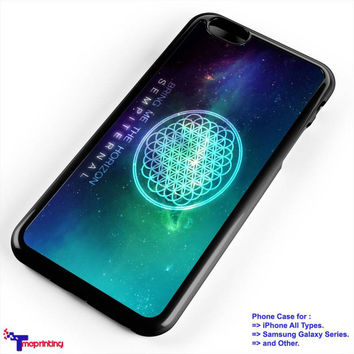 Bring me the horizon sempiternal - Personalized iPhone 7 Case, iPhone 6/6S Plus, 5 5S SE, 7S Plus, Samsung Galaxy S5 S6 S7 S8 Case, and Other