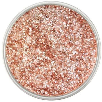 Rose Gold Jewel Dust - sparkly 100% EDIBLE sparkly rose gold glitter for decorating cookies, cakes, cupcakes, and cake pops