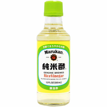 Marukan Original Rice Vinegar 12 fl. oz. (355ml)