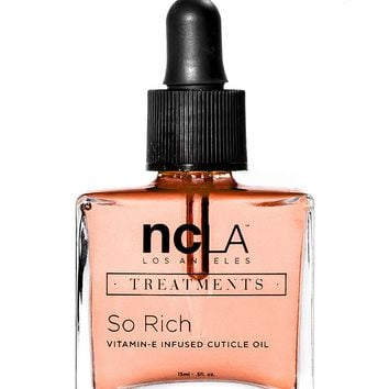 So Rich - Pumpkin Spice Cuticle Oil