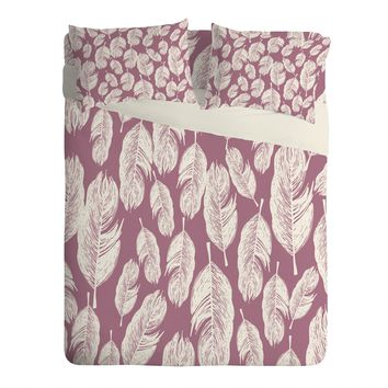 Rachael Taylor Feather Fun Sheet Set Lightweight