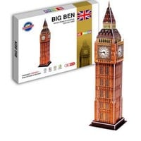 Educational 3D Model Puzzle Jigsaw Big Ben DIY Toy