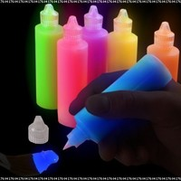 Super Glow in the Dark Paint Tubes (6 Pack):Amazon:Everything Else