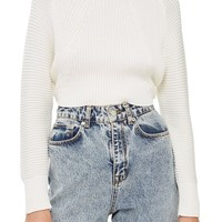 Topshop Super Crop Sweater | Nordstrom