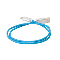 Chic Buds - Lightning Charger & USB Cable / Blue