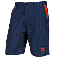 Chicago Bears Official NFL Dots Walking Shorts