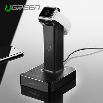 Ugreen 2/1 Magnetic Stand Charging Station for Apple, Xiaomi and Samsung