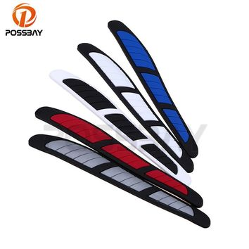 POSSBAY Universal Car Door Rubber Edge Anti-collision Strip Guard Scratches Protection Decorative Sticker Decal Car Styling