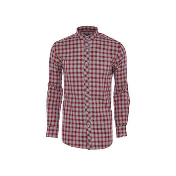 SKYRTA of Iceland FINNUR CHECKERED SHIRT
