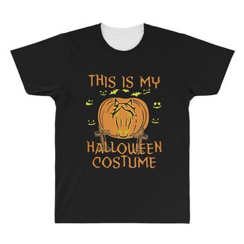 this is my halloween costume All Over Men's T-shirt