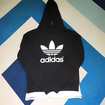 ADIDAS Woman Men Fashion Hoodie Top Sweater Pullover-2