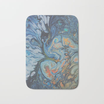 water life Bath Mat by duckyb