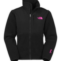 The North Face Women's Jackets & Vests WOMEN'S PINK RIBBON DENALI JACKET