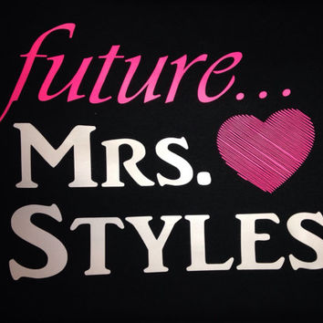 Future Mrs. Styles T-Shirt