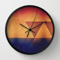 prymyry Wall Clock by Spires