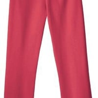 Hanes W550 Ladies 8 oz. 80/20 Fleece Pants