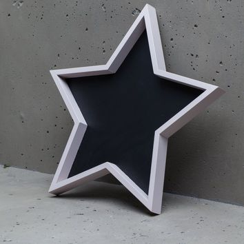 Large star slateboard - DECORATION - WOMAN | Stradivarius United Kingdom