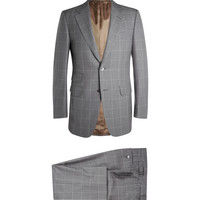 Dunhill - Grey Belgravia Slim-Fit Wool Suit | MR PORTER