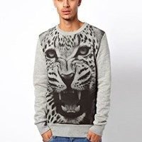 BePriv Sweat Crew Neck Dangerous