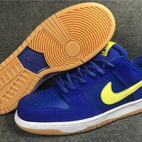 "Nike SB Dunk Low ""Boca Juniors"" 854866-471 36---45"