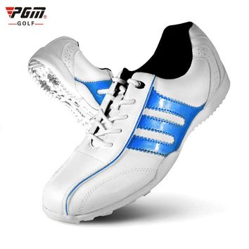 2018 Zapatos De Golf Para Hombre Pgm Brand New Genuine Women Golf Shoes Slip Resistant Sneakers Wear Sports Hot Sale Outdoor