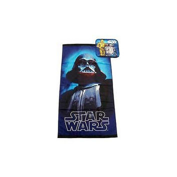 Disney Star Wars Vader 2-Piece Towel Set
