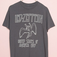 Led Zeppelin Tee - Graphics