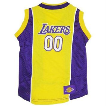 ONETOW LA Lakers Jersey Medium