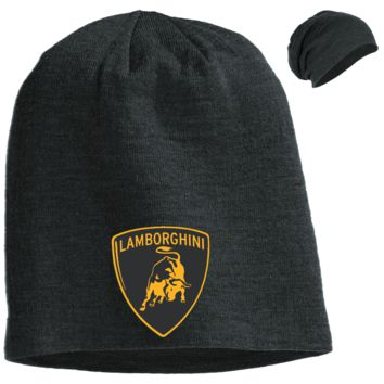 Lamborghini DT618 District Slouch Beanie