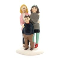 Department 56 Accessory ALLELUIA Ceramic Christmas Vacation 6000645