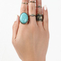 Elephant Rings Set